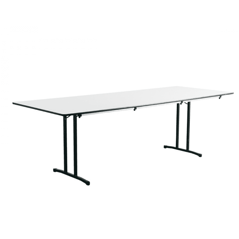 Banquet table 2.4m x .90m