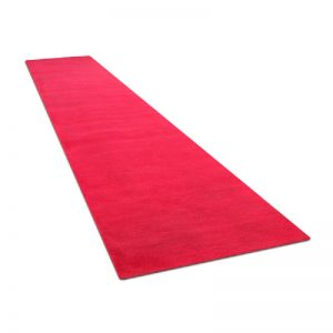 carpet runner red