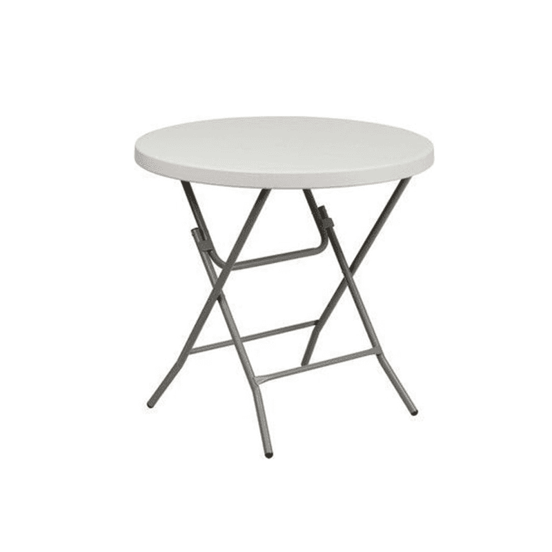 plastic round table adelaide