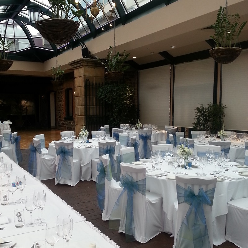 Wedding Hire Adelaide chair covers wedding