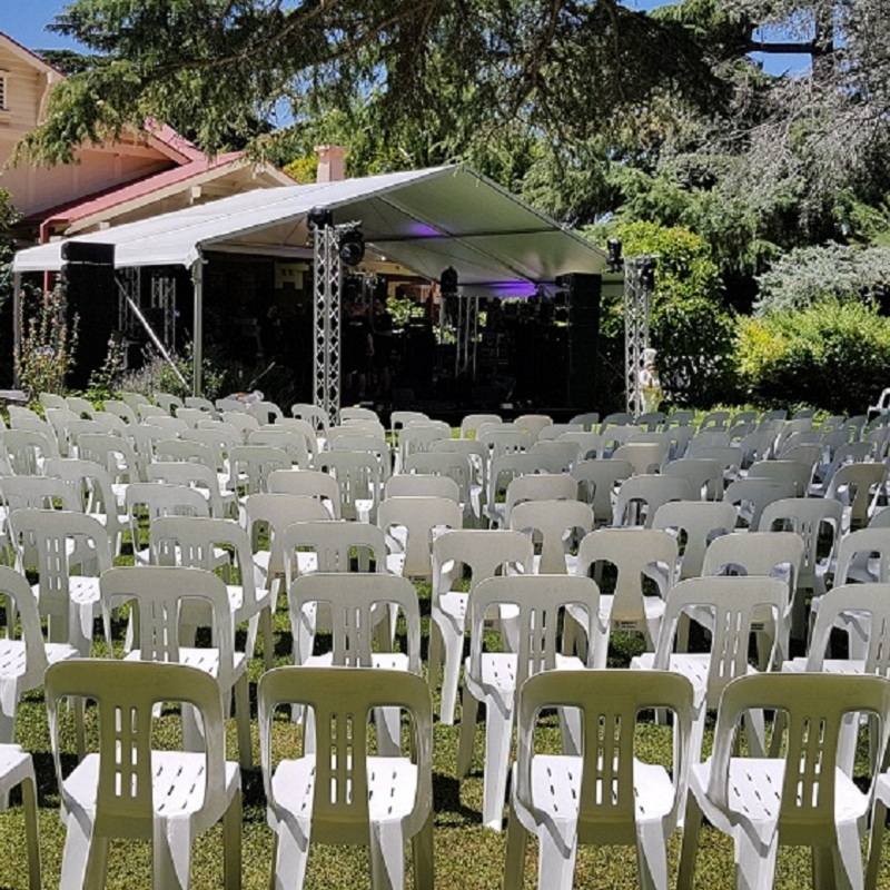 concert for 500 people event hire