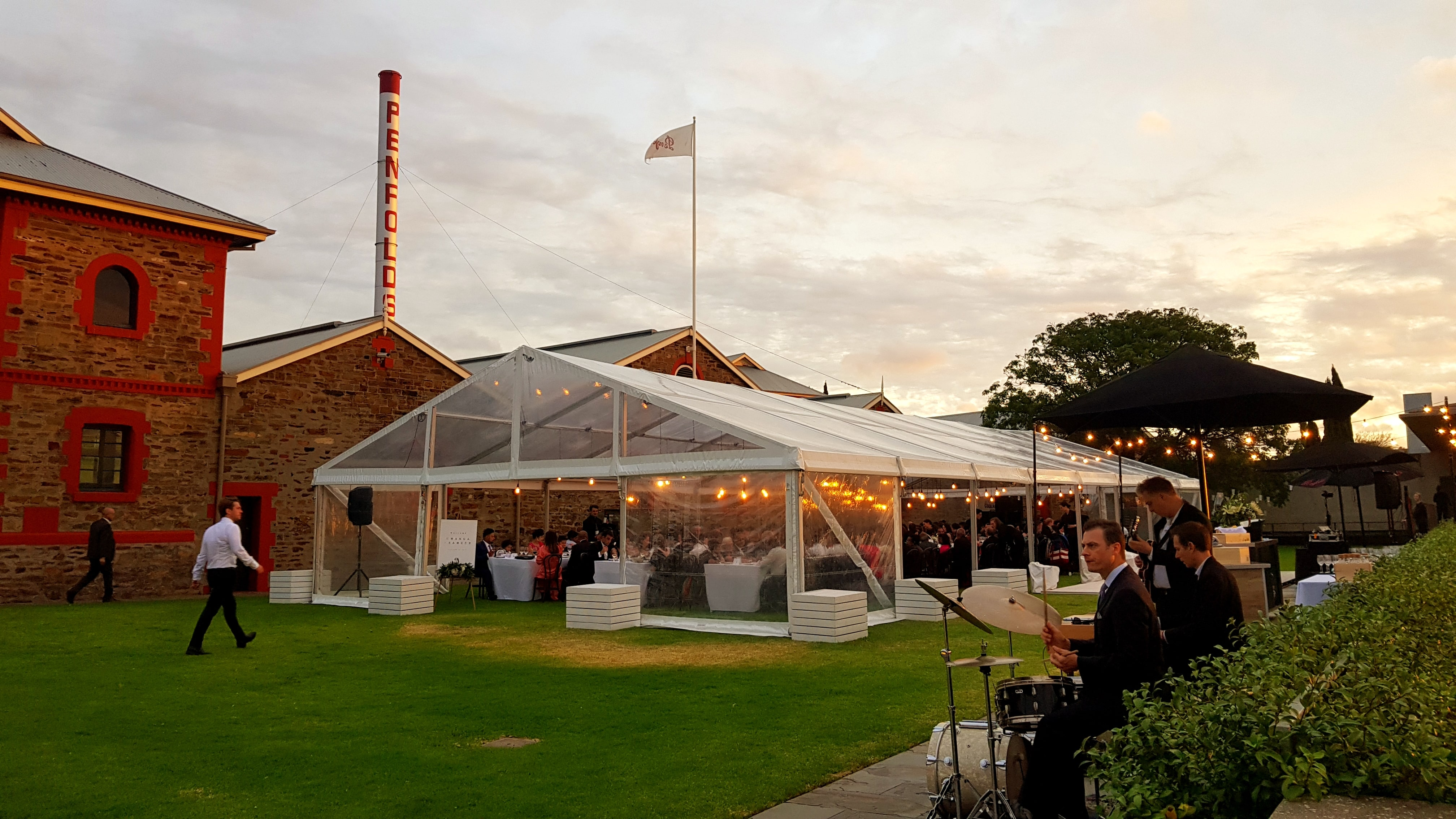 Penfolds Magill Estate Weddings