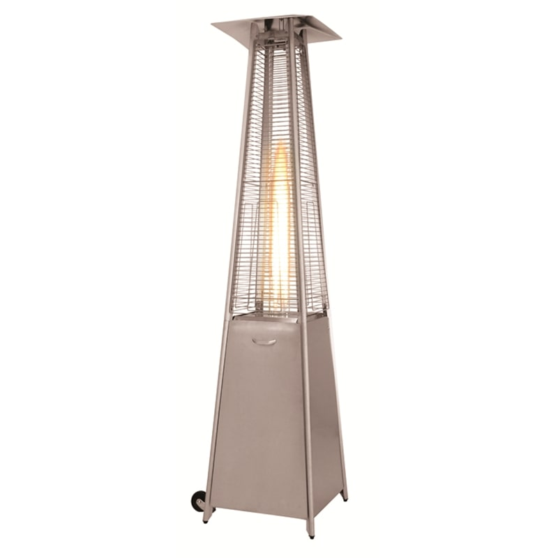 tall heater for hire